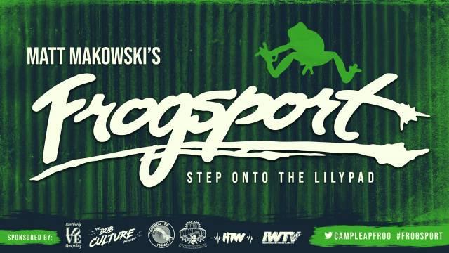 Camp Leapfrog - Matt Makowski's Frogsport