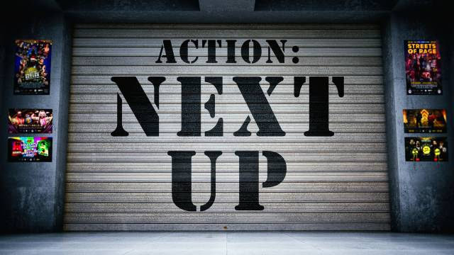 ACTION - Next Up #1