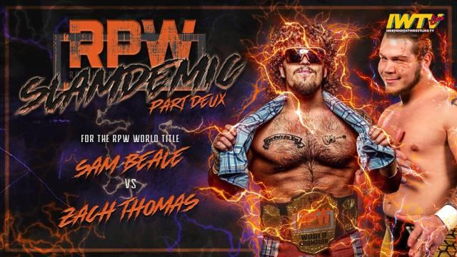 Ruthless Pro Wrestling - Slamdemic Part Deux