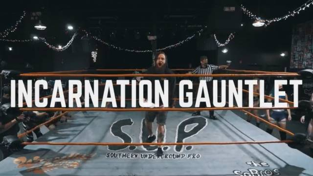 SUP - Incarnation Gauntlet