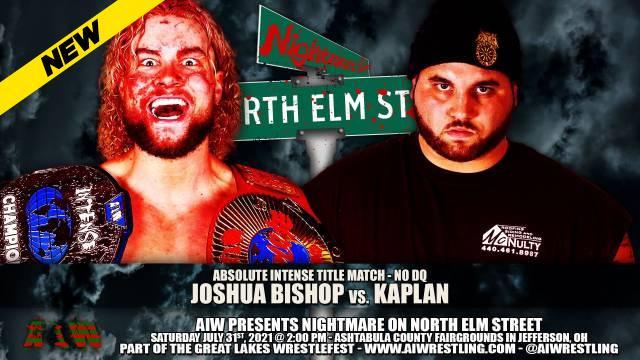 AIW - Nightmare on North Elm St.
