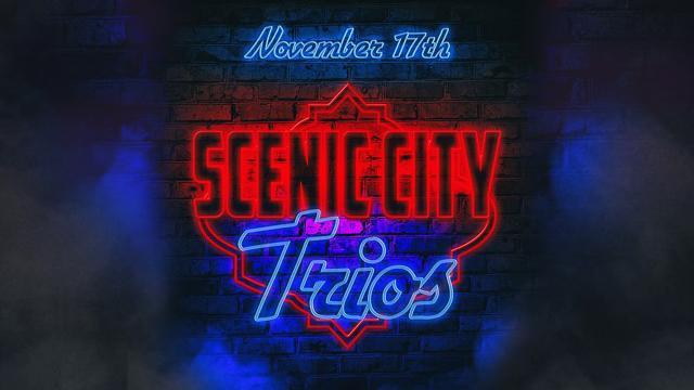 Scenic City Trios 2018