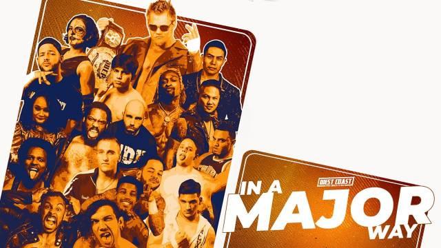 West Coast Pro Wrestling - In A Major Way