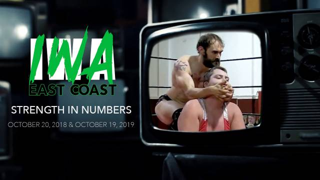 IWA East Coast - Strength In Numbers 2