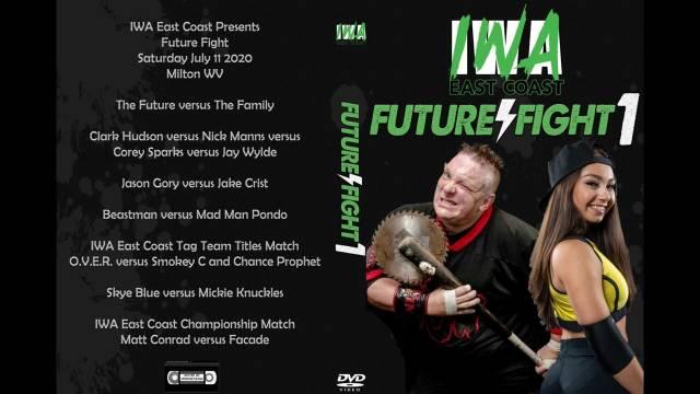 IWA East Coast - Future Fight
