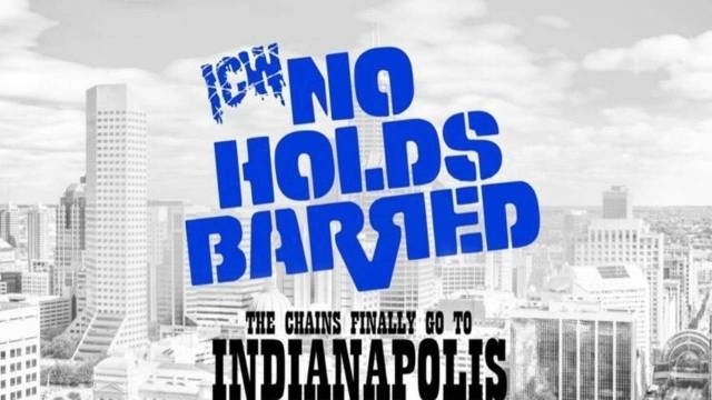 ICW No Holds Barred Volume 16