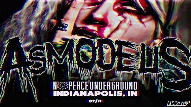 No Peace Underground - Asmodeus