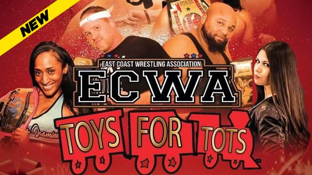 ECWA - Toys For Tots 2018