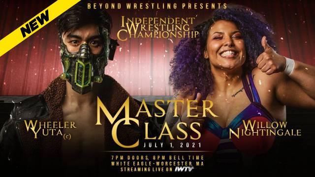 Beyond - MasterClass
