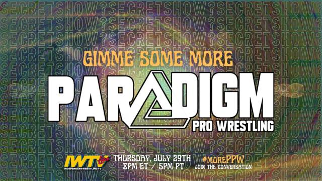 Paradigm Pro - Give Me Some More