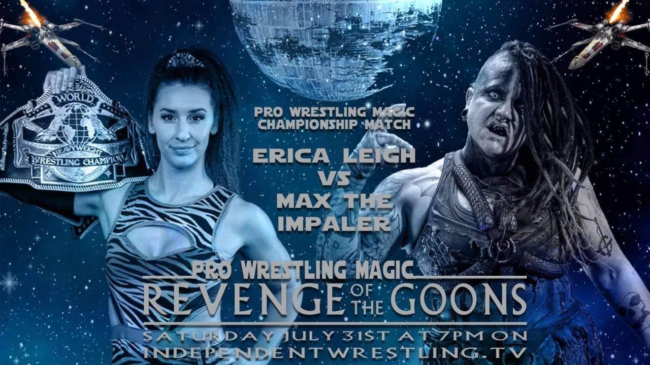 Pro Wrestling Magic - Revenge Of The Goons