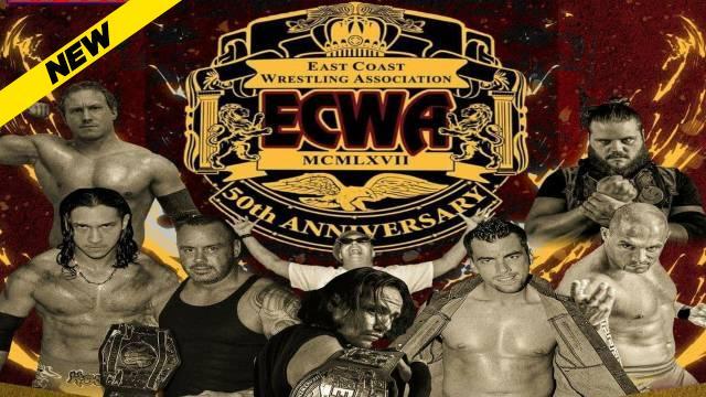 ECWA - 50th Anniversary Show