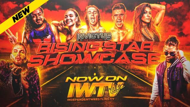 Invictus Pro - Let them Fight: Rising Star Showcase