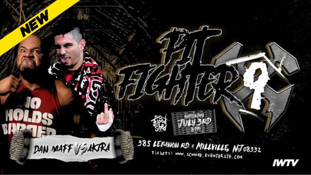 ICW Pitfighter x9
