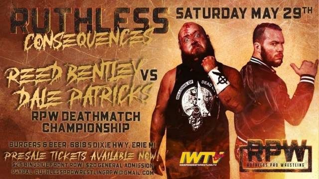 Ruthless Pro Wrestling - Ruthless Consequences