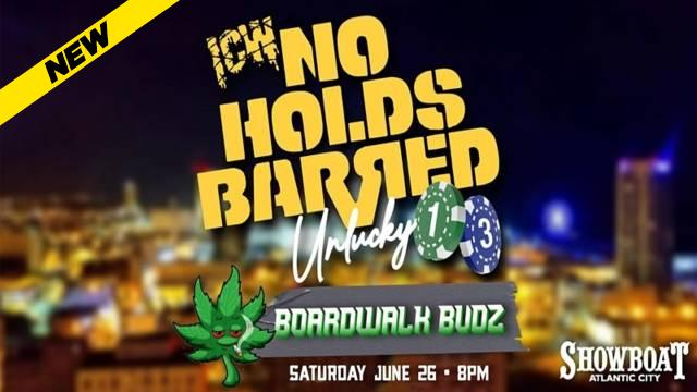 ICW No Holds Barred: Vol Unlucky 13