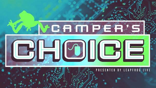 Camp Leapfrog - Leapfrog Live: Camper's Choice