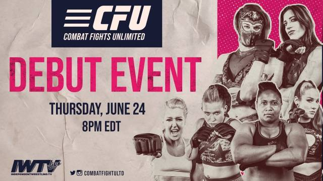 Combat Fights Unlimited - Shoot To Thrill
