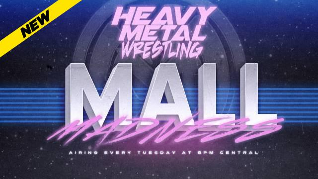 Heavy Metal - Mall Madness Episode 12