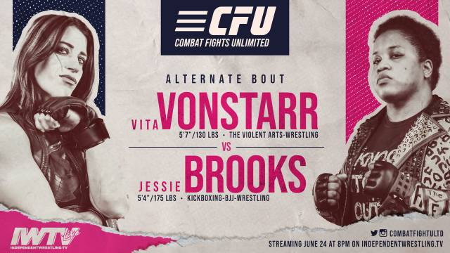 Combat Fights Unlimited - Alternate Fight (Shoot To Thrill Prelim)