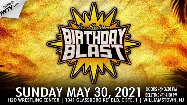 Sean Henderson's Birthday Blast