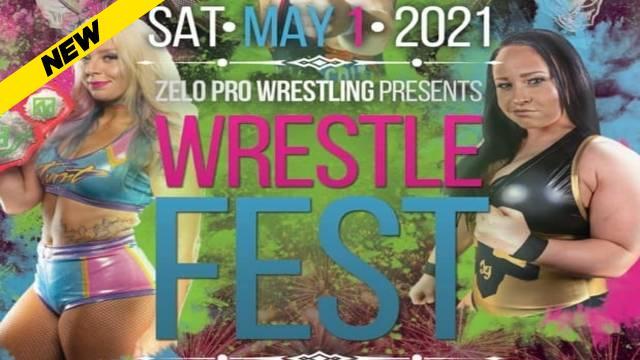 Zelo Pro - WrestleFest 2021