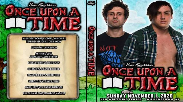 Sean Henderson Presents - Once Upon A Time