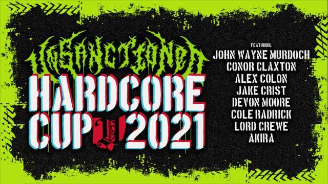 Unsanctioned Pro - Hardcore Cup 2021