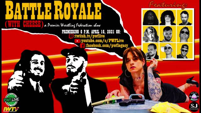 Premier Wrestling Federation - Battle Royale (with Cheese)