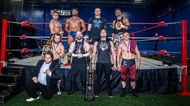 ECWA - 25th Annual Super 8 Tournament