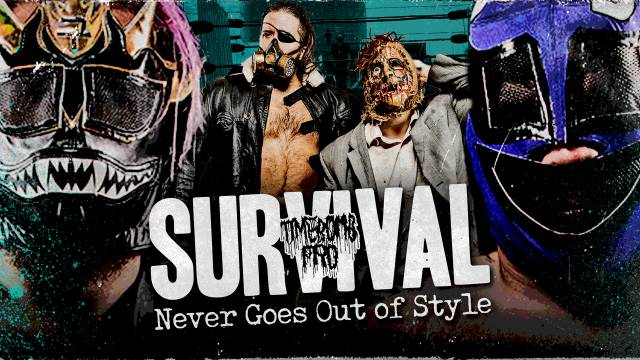 Timebomb Pro - Survival Never Goes Out Of Style