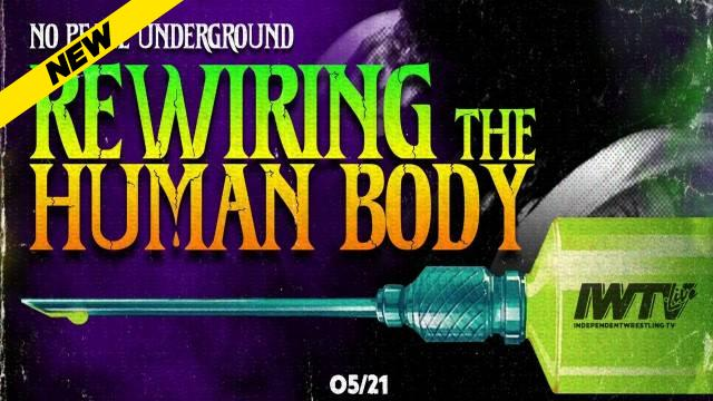 No Peace Underground - Rewiring The Human Body