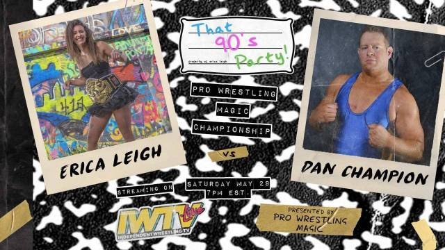Pro Wrestling Magic - That 90's Party