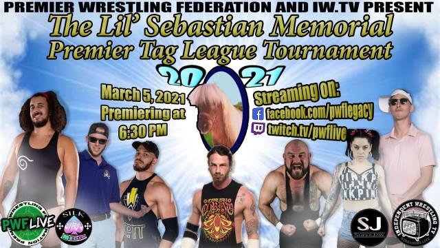 Premier Wrestling Federation - Lil' Sebastian Memorial Premier Tag League Tournament