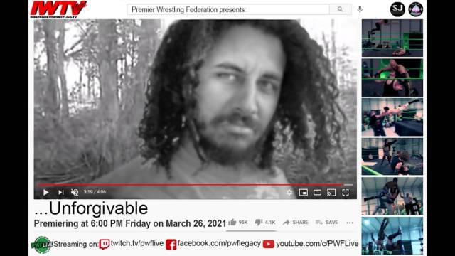 Premier Wrestling Federation - Unforgivable