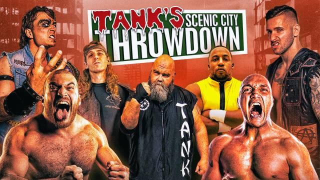 Tank's Scenic City Throwdown