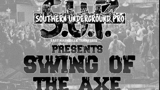 SUP - Swing Of The Axe