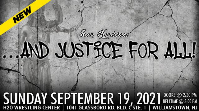 Sean Henderson Presents - ...And Justice For All!