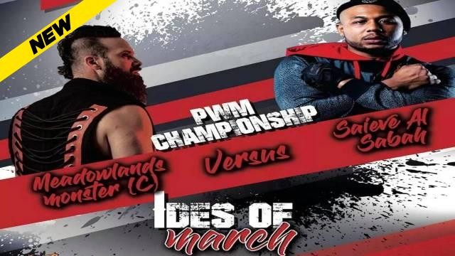Pro Wrestling Magic - Ides Of March
