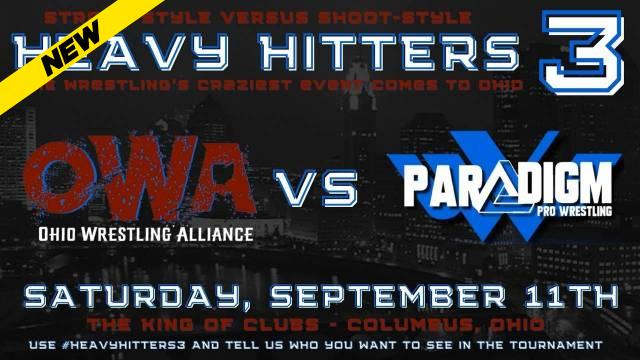 Paradigm Pro vs OWA - Heavy Hitters 3
