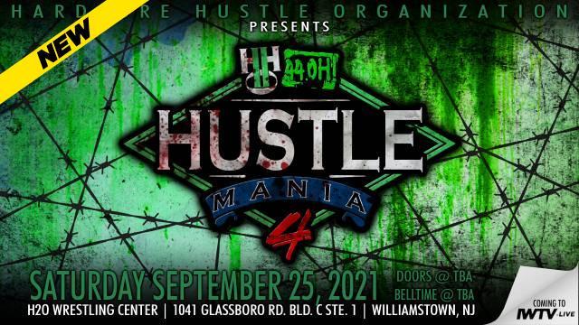 H2O - Hustlemania 4