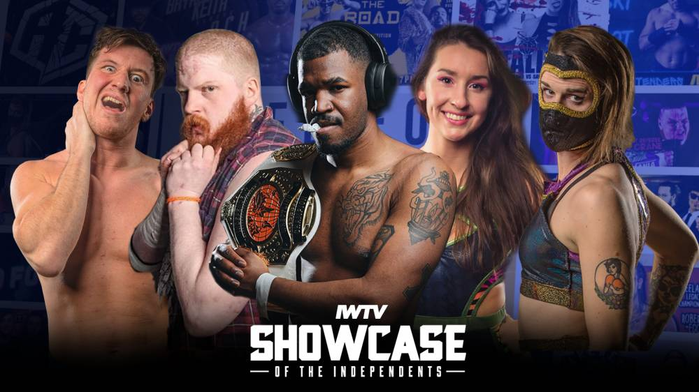 """IWTV presents """"Showcase Of The Independents"""" Live from Tampa"""