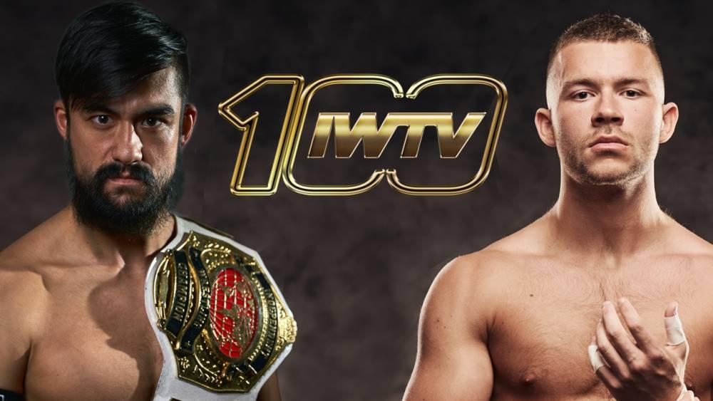 Full Preview for IWTV 100: Yuta (c) vs Garcia - This Sunday!