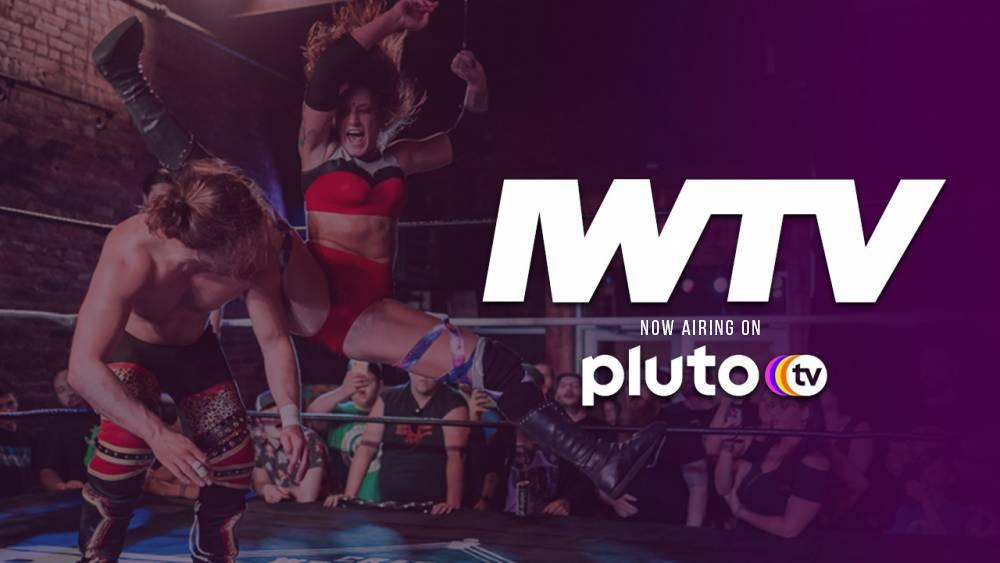 IWTV Now Airing on Pluto TV!