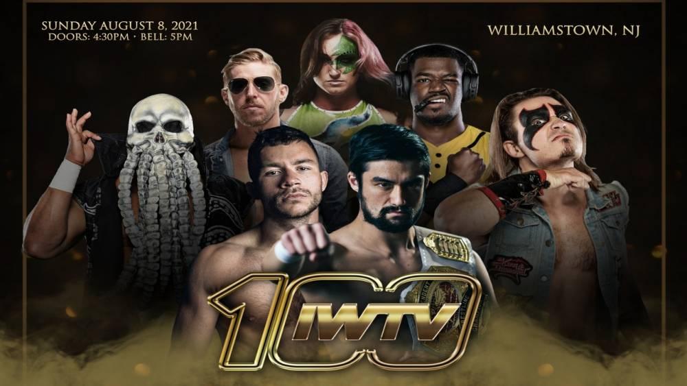 IWTV 100 tickets on sale now!