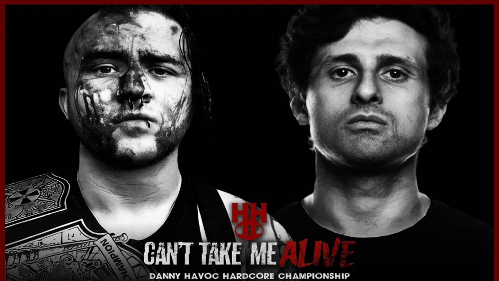 H2O's Can't Take Me Alive streams live Saturday on IWTV