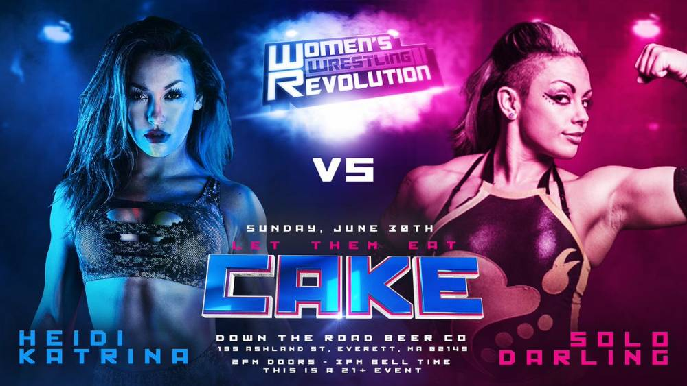 This Sunday: Womens Wrestling Revolution streams live on IWTV [Full Preview]