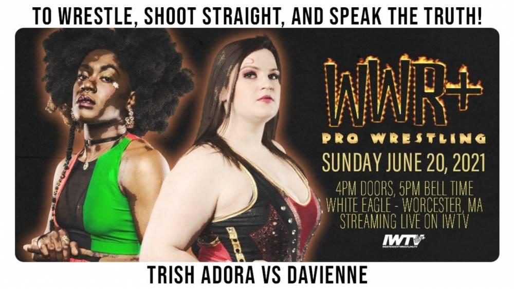 Sunday on IWTV: WWR+ Streams Live