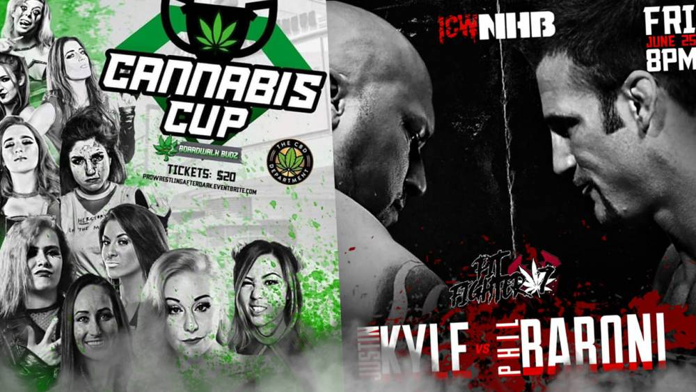 Fight Guide: ICW No Holds Barred & Stand Alone Wrestling