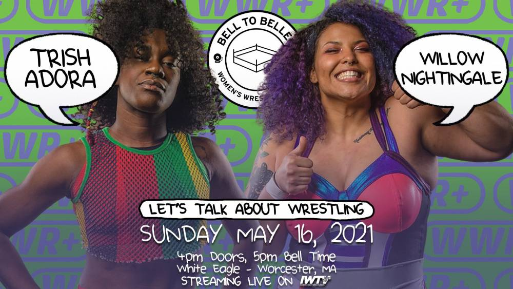 WWR+ debuts live on IWTV this Sunday